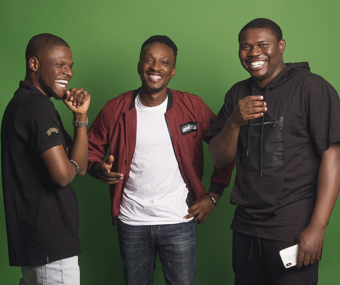 Chidi Okereke, Yinka Ahmed, Anda Damisa