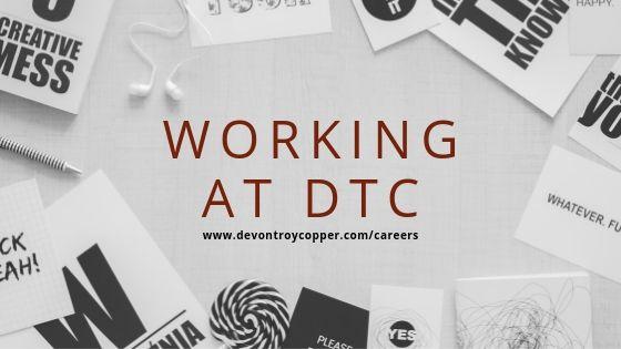 Devon Troy Copper Careers